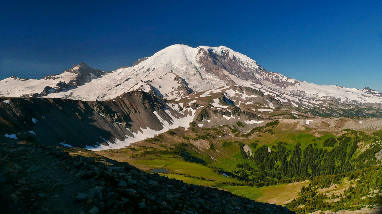 Mt Rainier, Wonderland Trail