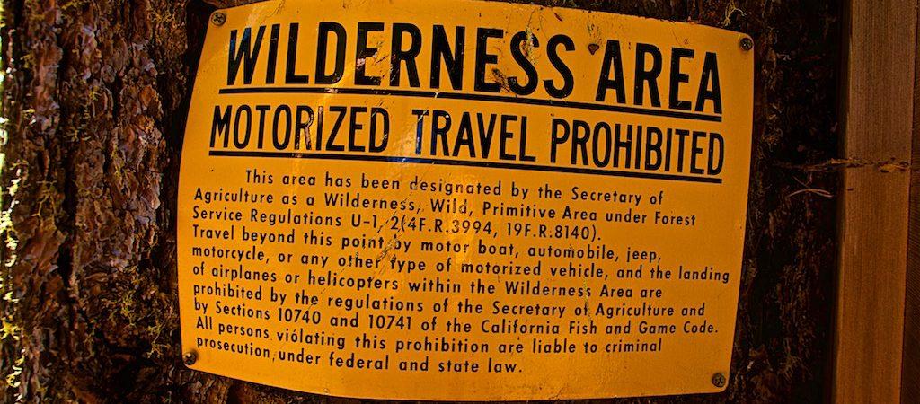 Trinity Alps Wilderness, California