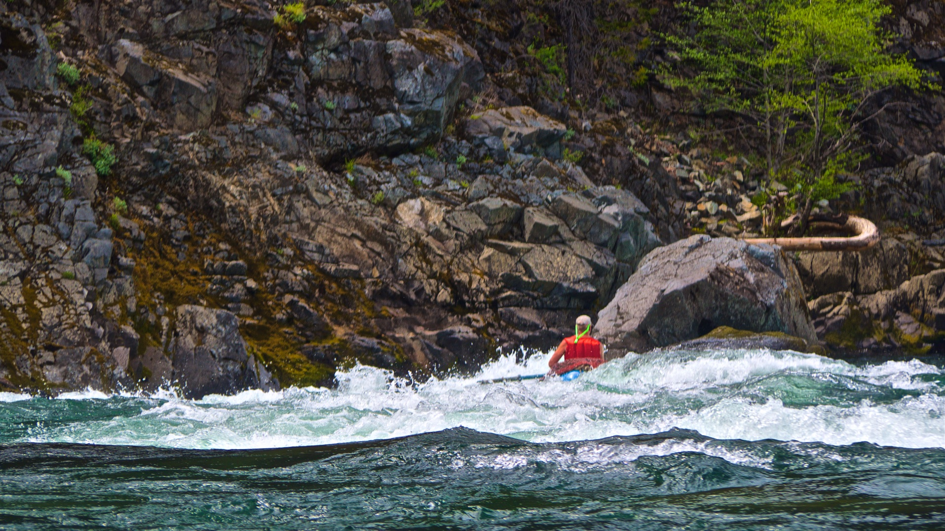 Illinois River Rafting