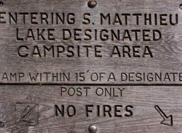 Matthieu Lakes no fires millican